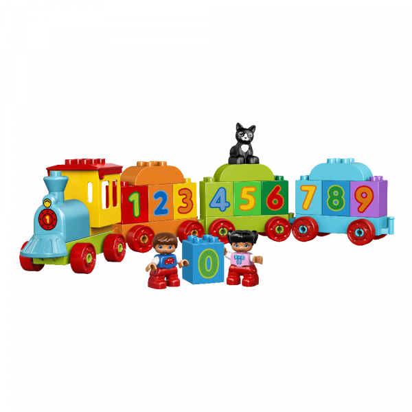 LEGO® DUPLO® - Trenulețul cu numere [0]