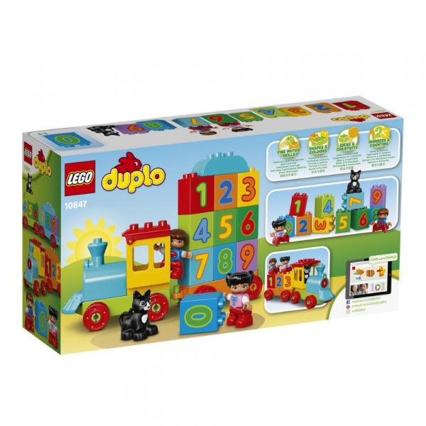 LEGO® DUPLO® - Trenulețul cu numere [2]