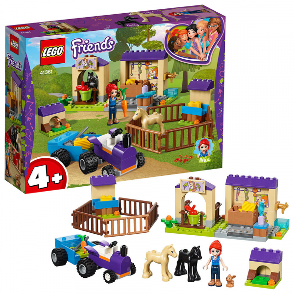 LEGO Friends - Grajdul Miei [3]