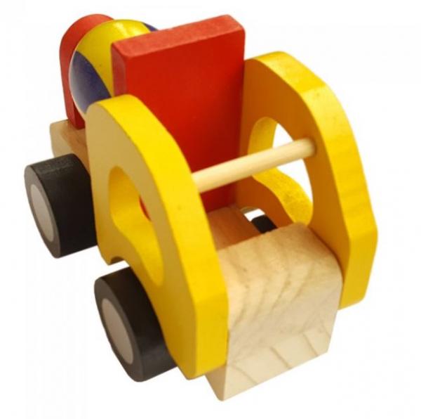 Masinute din lemn-suport pentru pixuri si creioane [3]