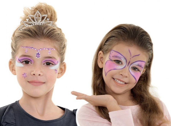 face painting- Pictura fata si corp Carioca [1]