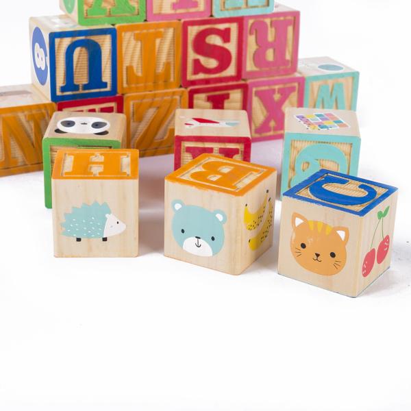 Cuburi din lemn interactive [4]