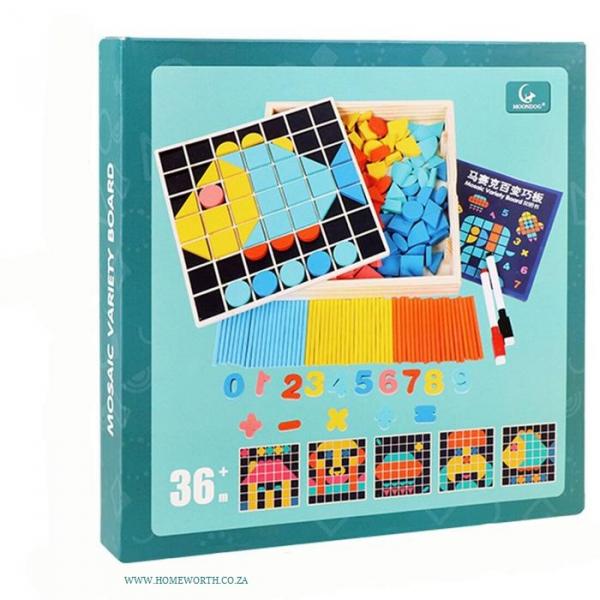 Joc mozaic 3 in 1 [6]