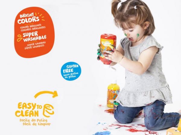 Tempera Carioca Baby Finger paint [1]