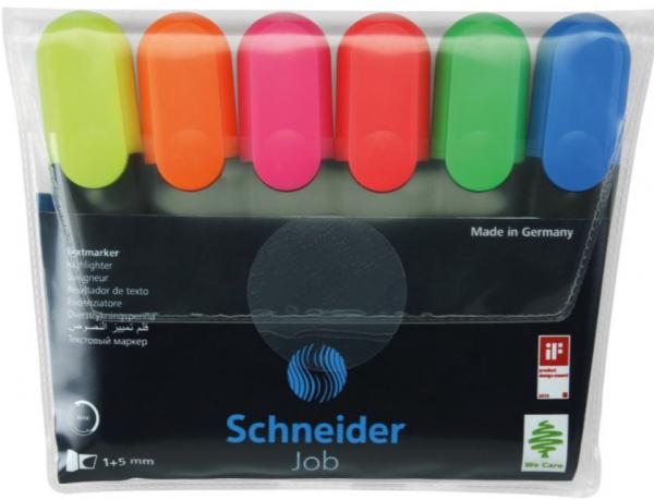 Textmarker Schneider [0]