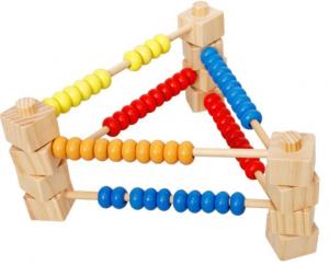 Numărătoare modulară din lemn [0]