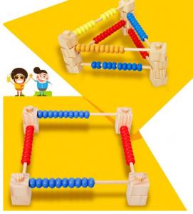 Numărătoare modulară din lemn [3]