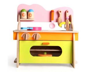 Bucătărie din lemn [3]