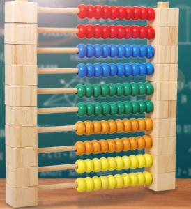 Numărătoare modulară din lemn [1]