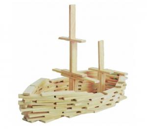 piese de constructie din lemn natur [2]