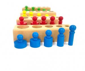 Cilindri Montessori din lemn [1]