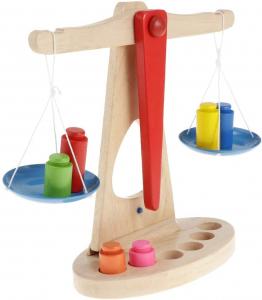 Balanță din lemn [2]