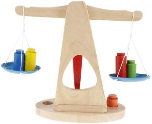 Balanță din lemn [3]