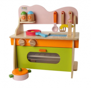Bucătărie din lemn [6]