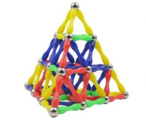 Joc magnetic construcții 3D [3]