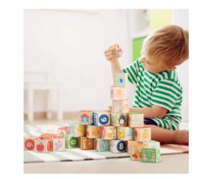 Cuburi din lemn interactive [5]
