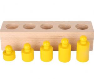Cilindri Montessori din lemn [5]