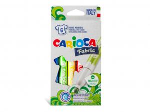 Carioca Fabric Set 6 culori [0]