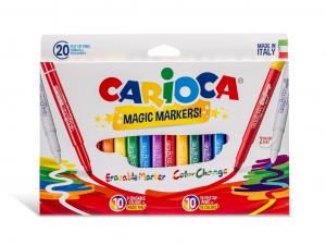 Carioca Color Change Set 20 culori [0]