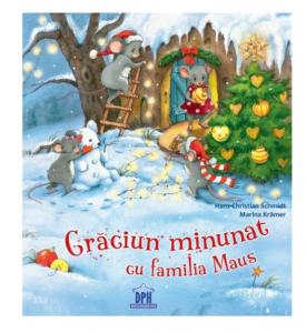 Crăciun minunat cu familia Maus [0]