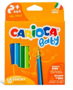 Creioane colorate Baby 2+ Set 10 culori [0]
