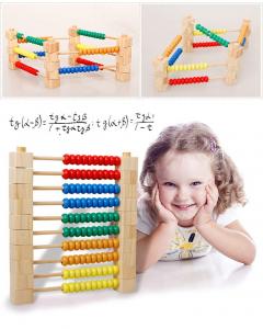 Numărătoare modulară din lemn [2]