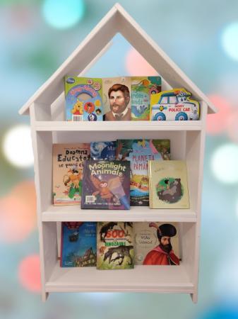 Casuta biblioteca pentru copii [0]