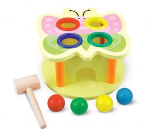 Joc percuție din lemn - Animale [0]