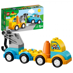 LEGO DUPLO - Primul meu camion de remorcare [1]