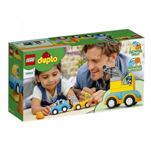 LEGO DUPLO - Primul meu camion de remorcare [2]