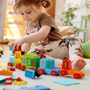 LEGO® DUPLO® - Trenulețul cu numere [5]
