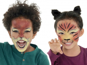 Face painting- Pictura fata si corp Carioca [2]
