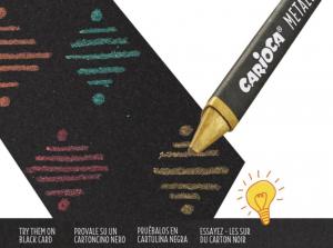 Creioane cerate Metallic Set 8 culori [2]