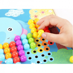 Joc mozaic cu roti zimtate [3]