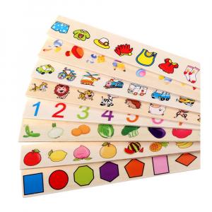 Joc sortator Montessori 88 piese in limba romana [1]