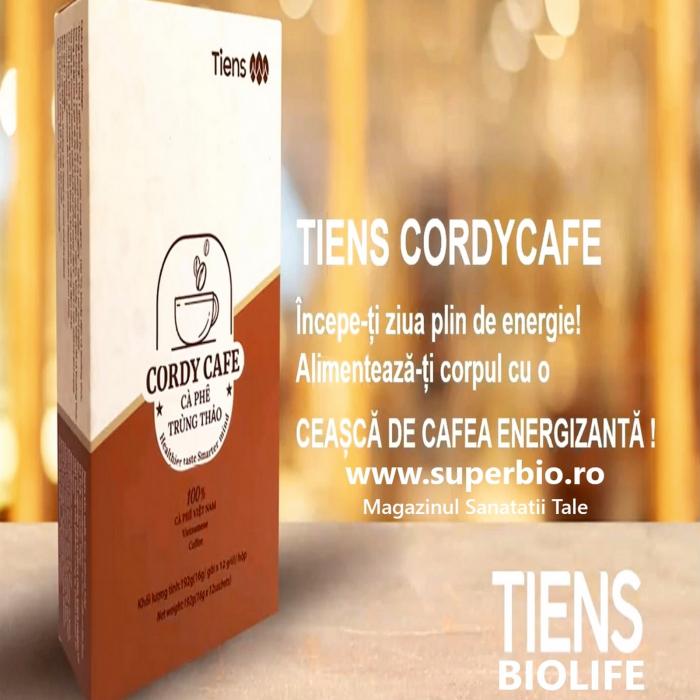 TIENS Cordy Cafe Robusta [0]