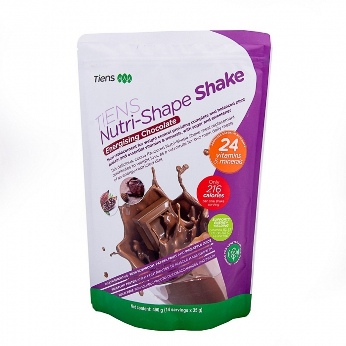 Shake Nutri-Shape Ciocolata 0