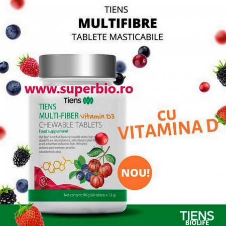 TIENS Multifibre Vitamina D3