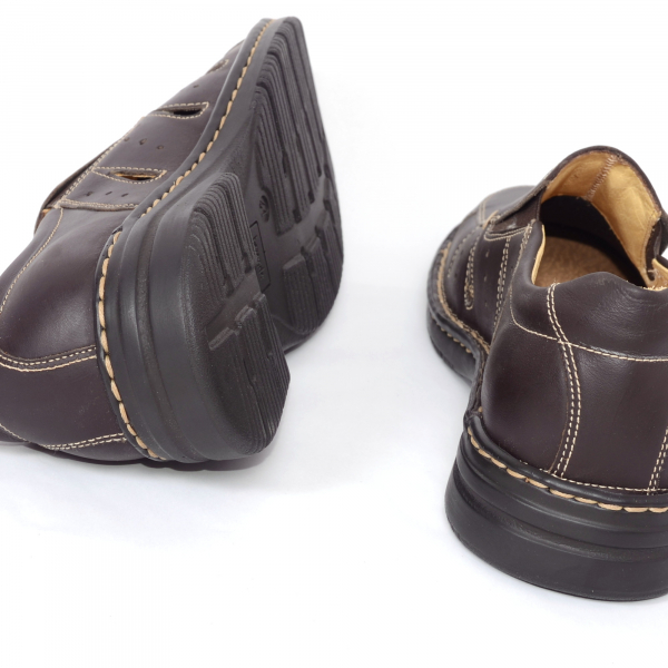 Pantofi barbati 363 Maro 2