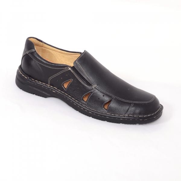 Pantofi barbati 363 Negru 0
