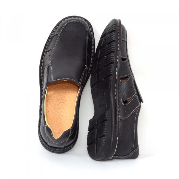 Pantofi barbati 363 Negru 2