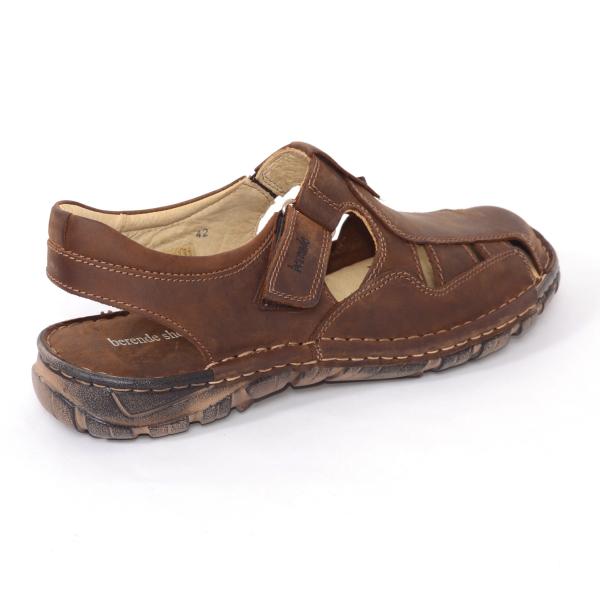 Sandale barbati 334 Maro 1