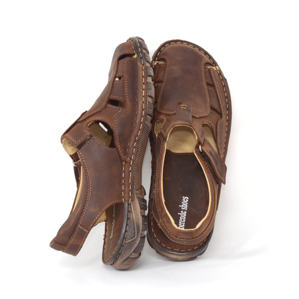 Sandale barbati 334 Maro 2