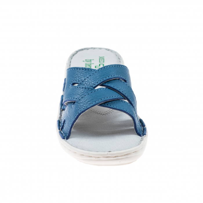 Papuci confortabili dama 472 Albastru 1