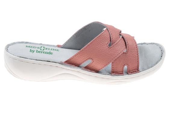 Papuci confortabili dama 472 Roz2 0