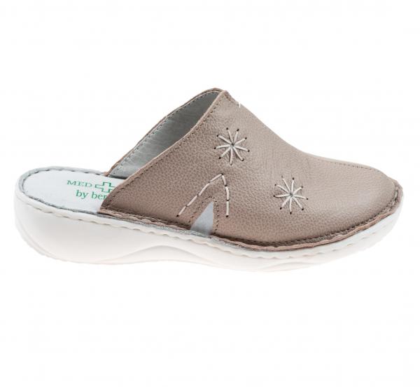 Saboti confort dama Sand 298 0
