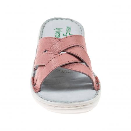 Papuci confortabili dama 472 Roz21