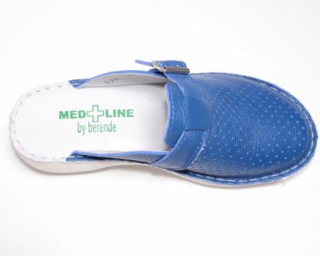 Saboti confort dama Medline Azzuro 1282