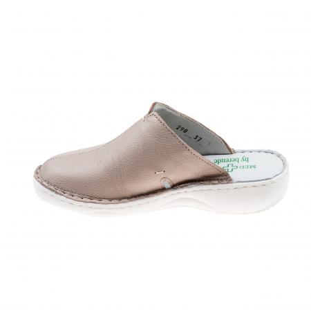 Saboti confort dama Sand 2982