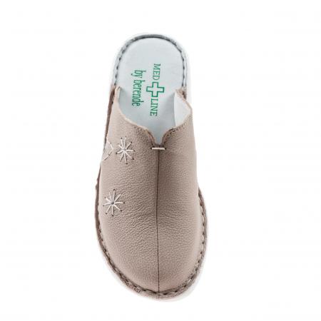 Saboti confort dama Sand 2981